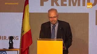 Manuel Martínez-Sellés REIVINDICA la OBJECIÓN DE CONCIENCIA de los provida en los Premios HO 2021