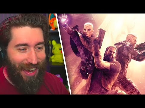 OUTRIDERS!  New Co-Op RPG/Shooter Reaction!