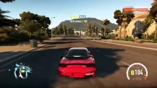 Forza Horizon 2 Drift en ligne test tandem [Fr]