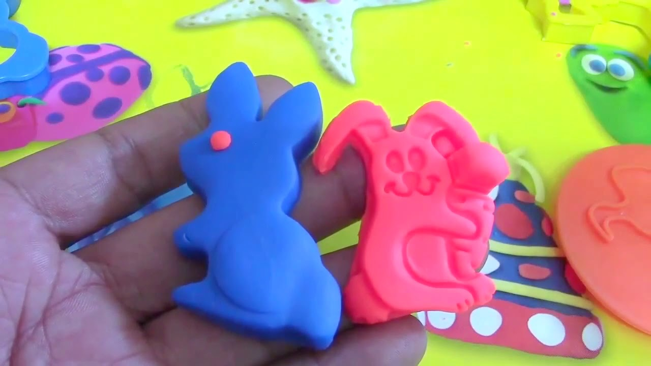 Play Doh Super Rainbow Mega Playset with Mickey Mouse Clubhouse Dancing Mickey - Kids' Toys