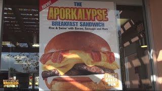 Carbs - Carl's Jr The Aporkalypse