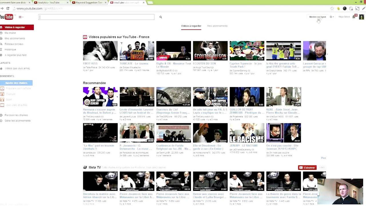 Comment Placer Vos Vidéos Youtube En Première Page De Google