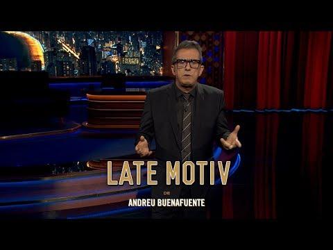 LATE MOTIV - Monólogo de Andreu Buenafuente. 'Lindo gatito' | #LateMotiv363