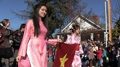 Chinese New Year Celebration in Jacksonville, OR