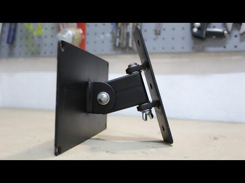 Поворотный механизм для телевизора своими руками