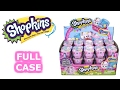 Shopkins Easter Blind Baskets Case Unboxing Toy Review Blind Box Opening Entire Case