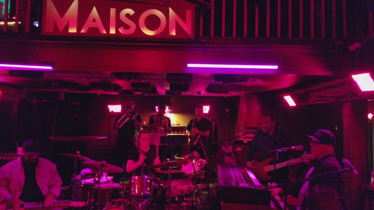 Fiya powa the maison new orleans jazz fest late show 5 45 17 clip 2