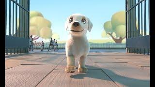 Kısa Animasyon Filmi - (Kahraman Köpek)