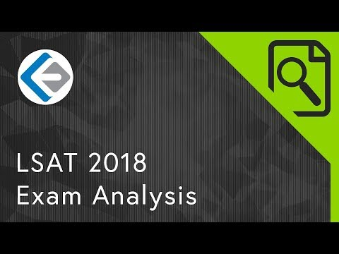 Lsat 2018 exam analysis youtube malvernweather Image collections
