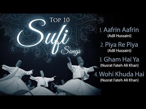 Top 10 SufiSongs - Afreen Afreen - Hindi Romantic Songs - Musical Maestros