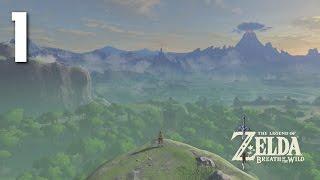 Zelda: Breath of the Wild [1] Open Your Eyes