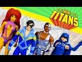 The New Teen Titans Legion of Collectors Funko Action Figures