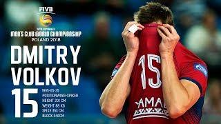 Dmitry Volkov | Best Outside Spiker | FIVB Men CWCH 2018
