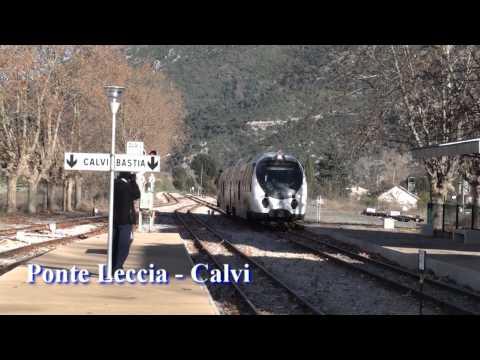 Corsica - Chemins de fer de la Corse