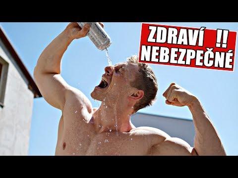 ENERGY DRINKY - JSOU ZDRAVÉ A VHODNÉ DO DIETY?