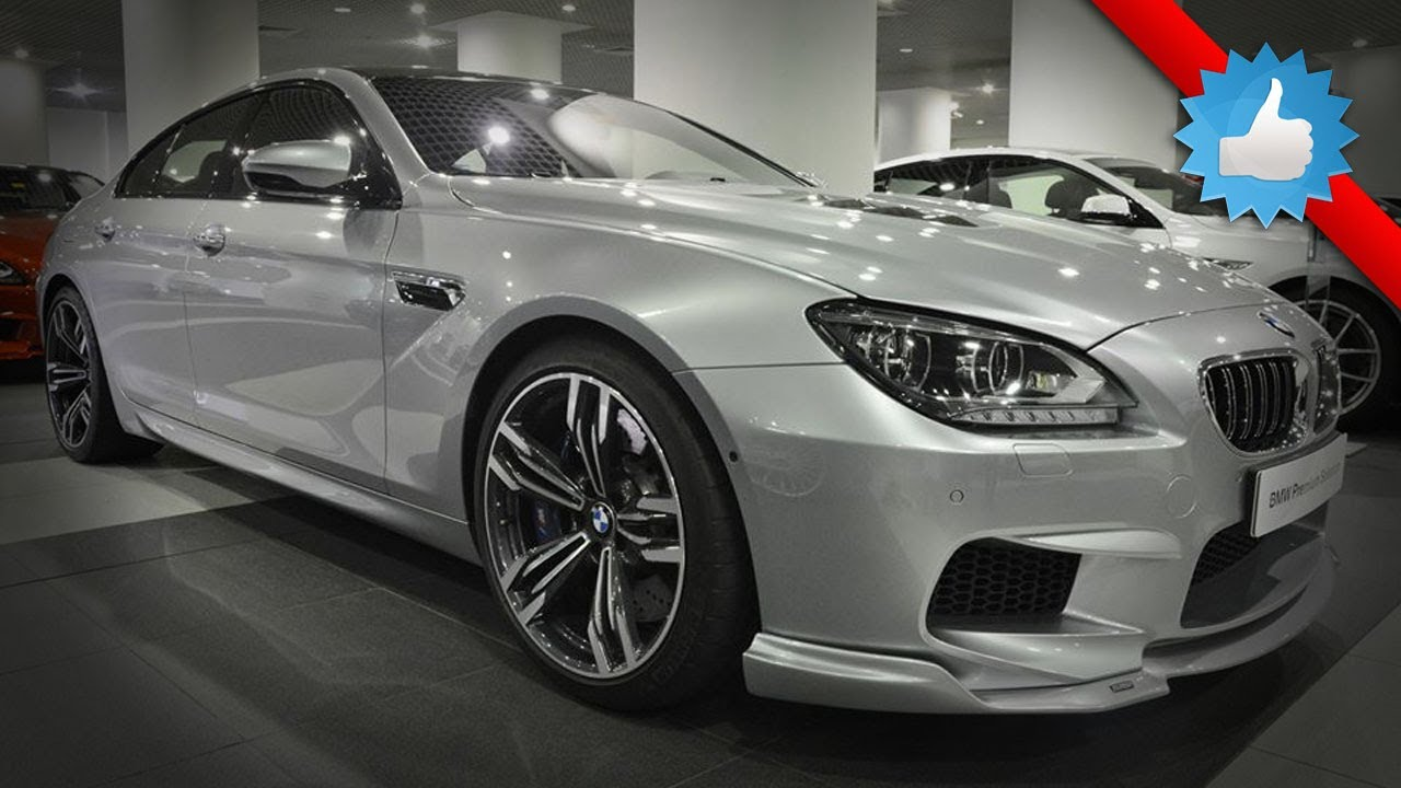 2014 Bmw M6 Gran Coupe Tuning Hybrid 730 Hp Youtube