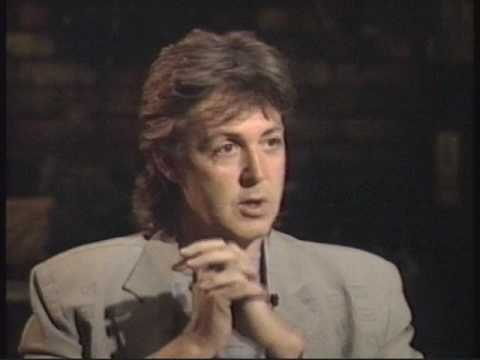 Paul McCartney on Beatles catalog & Michael Jackson