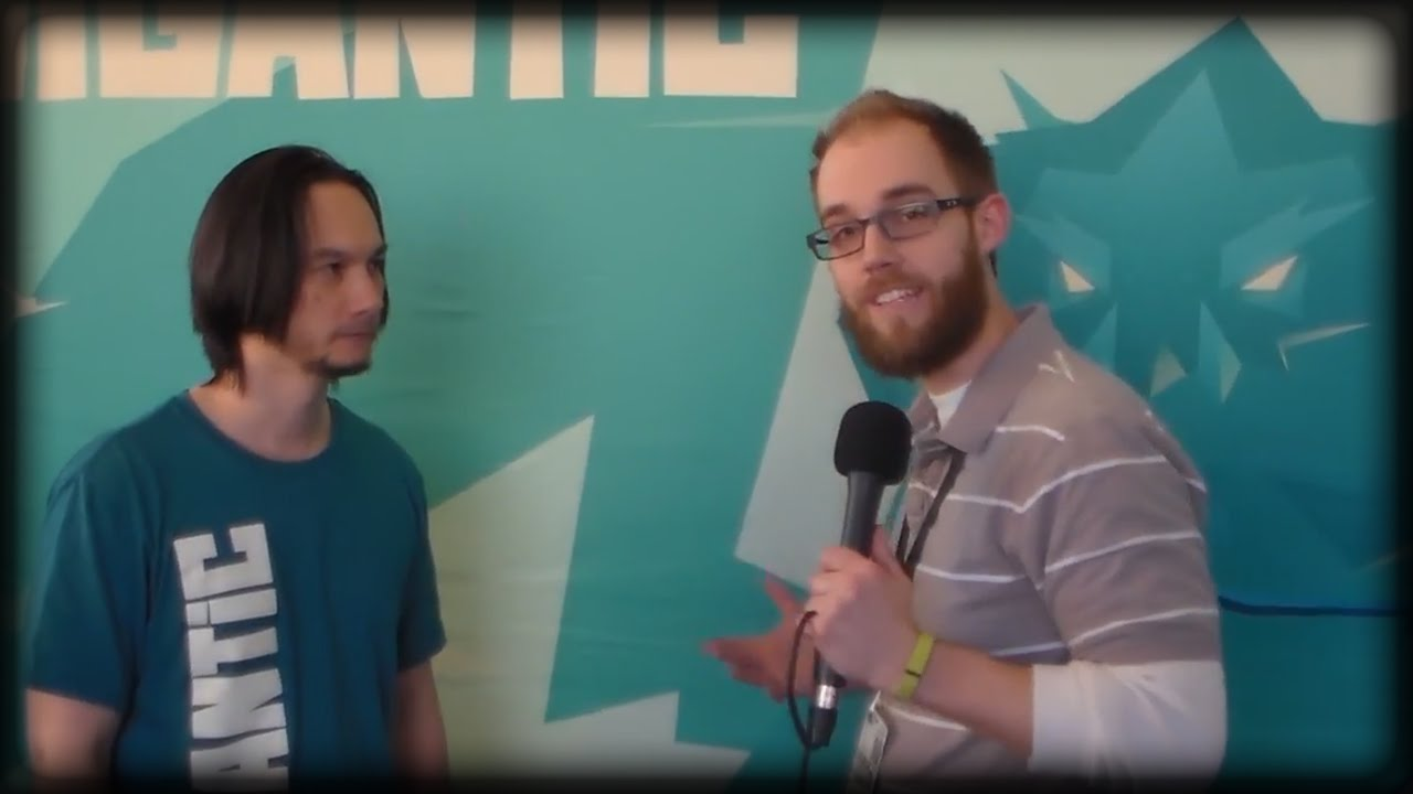 PAX East 2015: Gigantic Interview