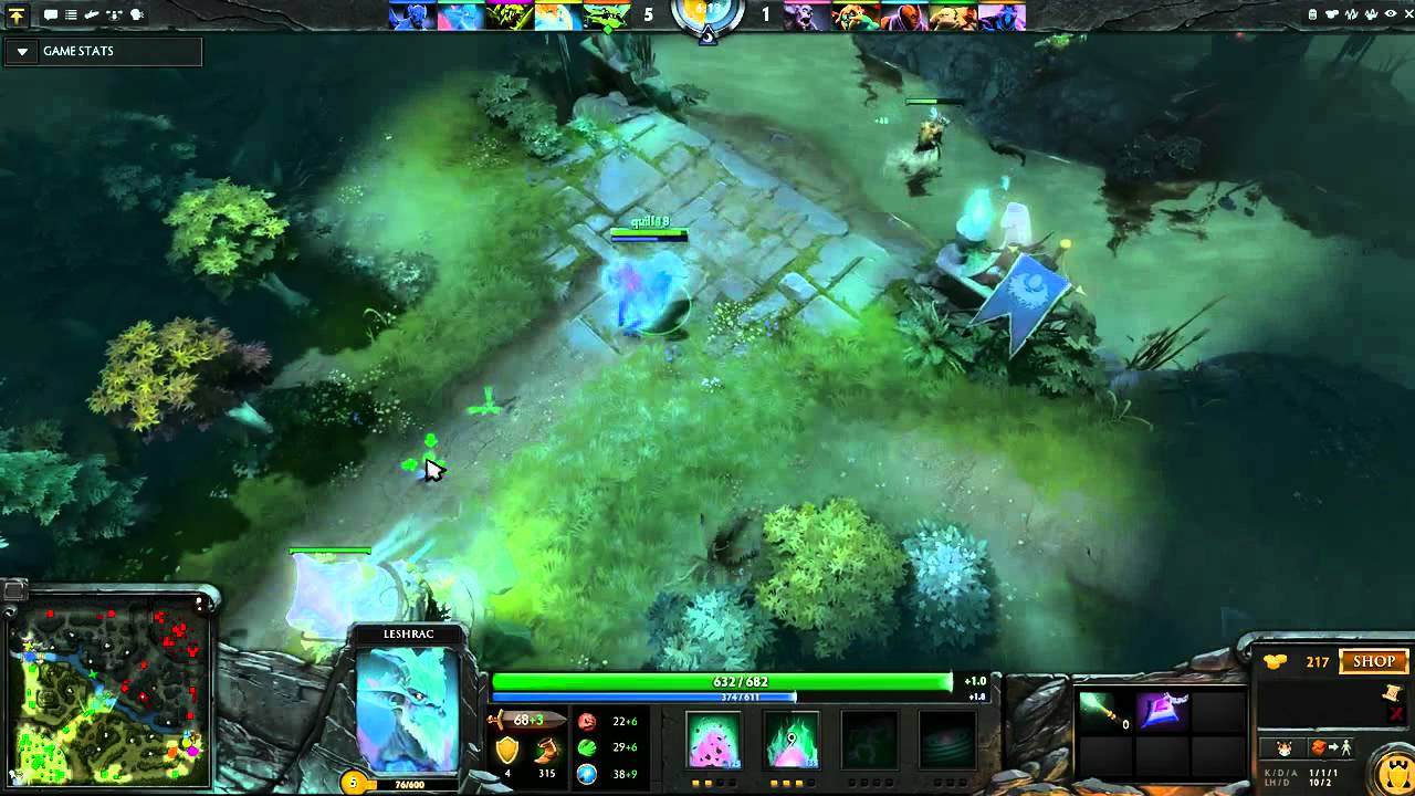 let s noob up dota 2 leshrac build discussion youtube