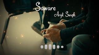 Saware by Arijit Singh WhatsApp status | Sad WhatsApp status | Someone Special | Abhay Editor