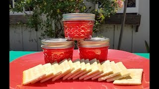 Super Yummy Red Pepper Jelly