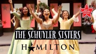 The Schuyler Sisters - Hamilton - 94th Annual Macy's Thanksgiving Day Parade [26-Nov-20]