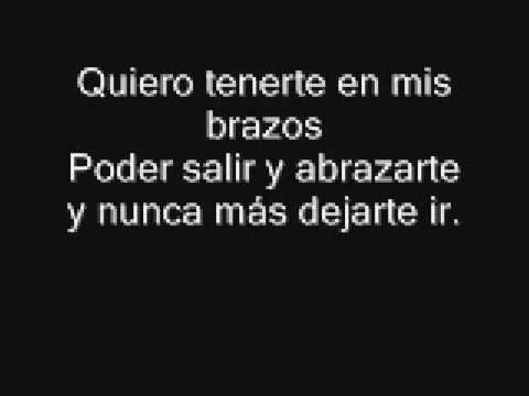 Te Mando Flores - Fonseca (lyrics)
