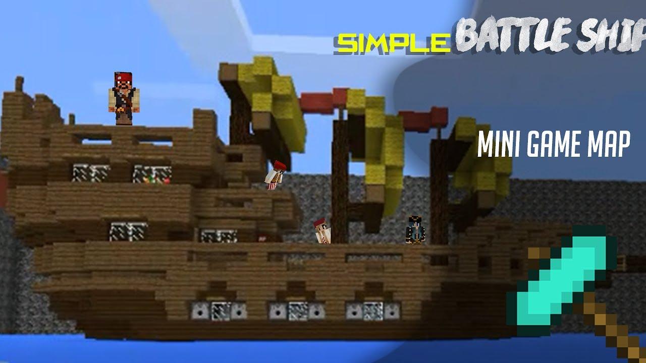 mini games for minecraft pe