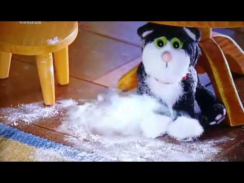 Postman Pat Jess the cat cocaine addict