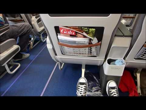 Lufthansa LH717 Tokyo Haneda - Frankfurt Boeing 747-8 (April 2016)
