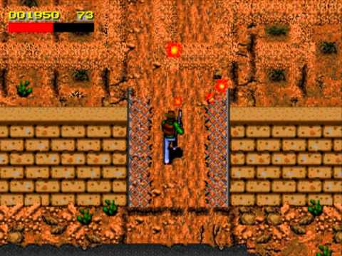 Awful Genesis Games: It Came From The Desert Review