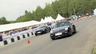 Porsche 911 Turbo Vs Bmw M6 Evotech