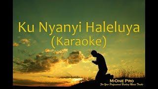 KU NYANYI HALELUYA Karaoke With Lyrics