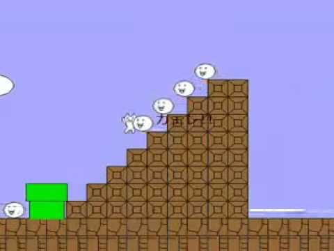 BAODATVIET VN   Video  Cưỡi vỡ bụng game Mario kiểu Nhật