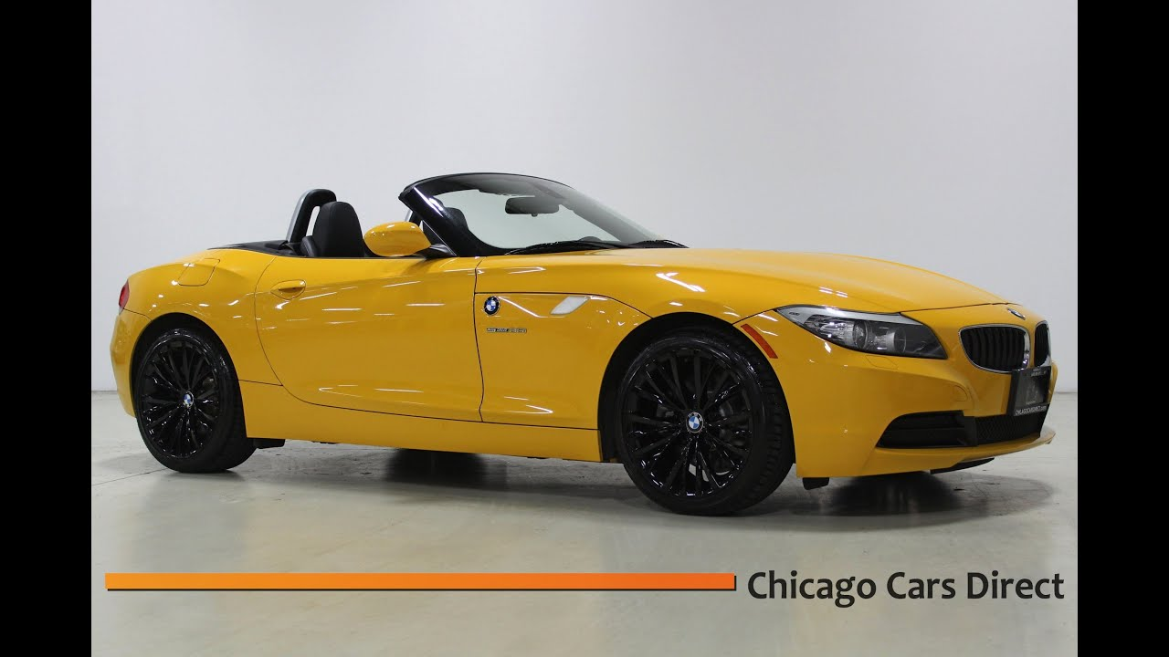 Chicago Cars Direct Presents A BMW Z SDrivei Roadster - Sports cars direct