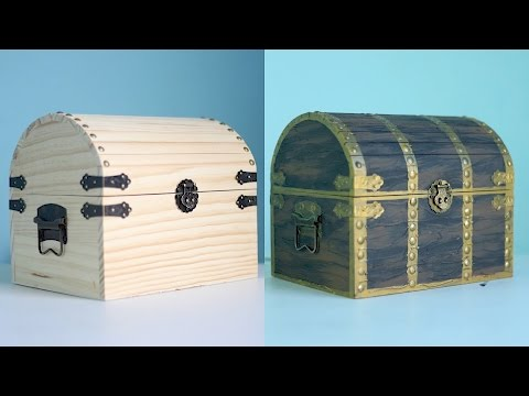 Thumbnail: How To Make A Pirate Treasure Chest!