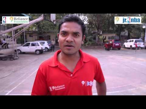 Reliance Foundation Jr NBA India Program 2013 Mumbai