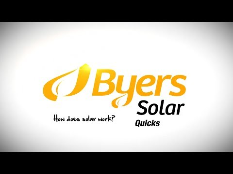 How Does Solar Power Work? - SunPower Solar Panels - Residential & Commercial Solar