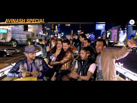 NACH MERI JANA   ABCD2  HD SONG By Avinash kumar
