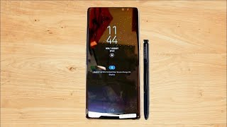 Galaxy Note 8 - Force Touch, Official Wallpapers, Official Cases and New Colors!