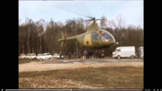 Hélicoptère Citroën
