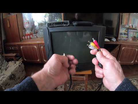 Подключение старого телевизора к цифровому ТВ и интернету .