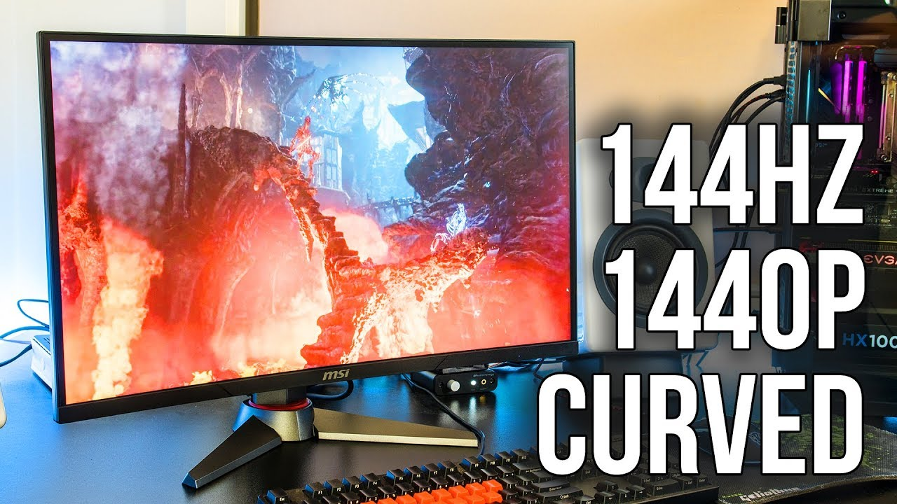 MSI Optix MAG27CQ Gaming Monitor Review