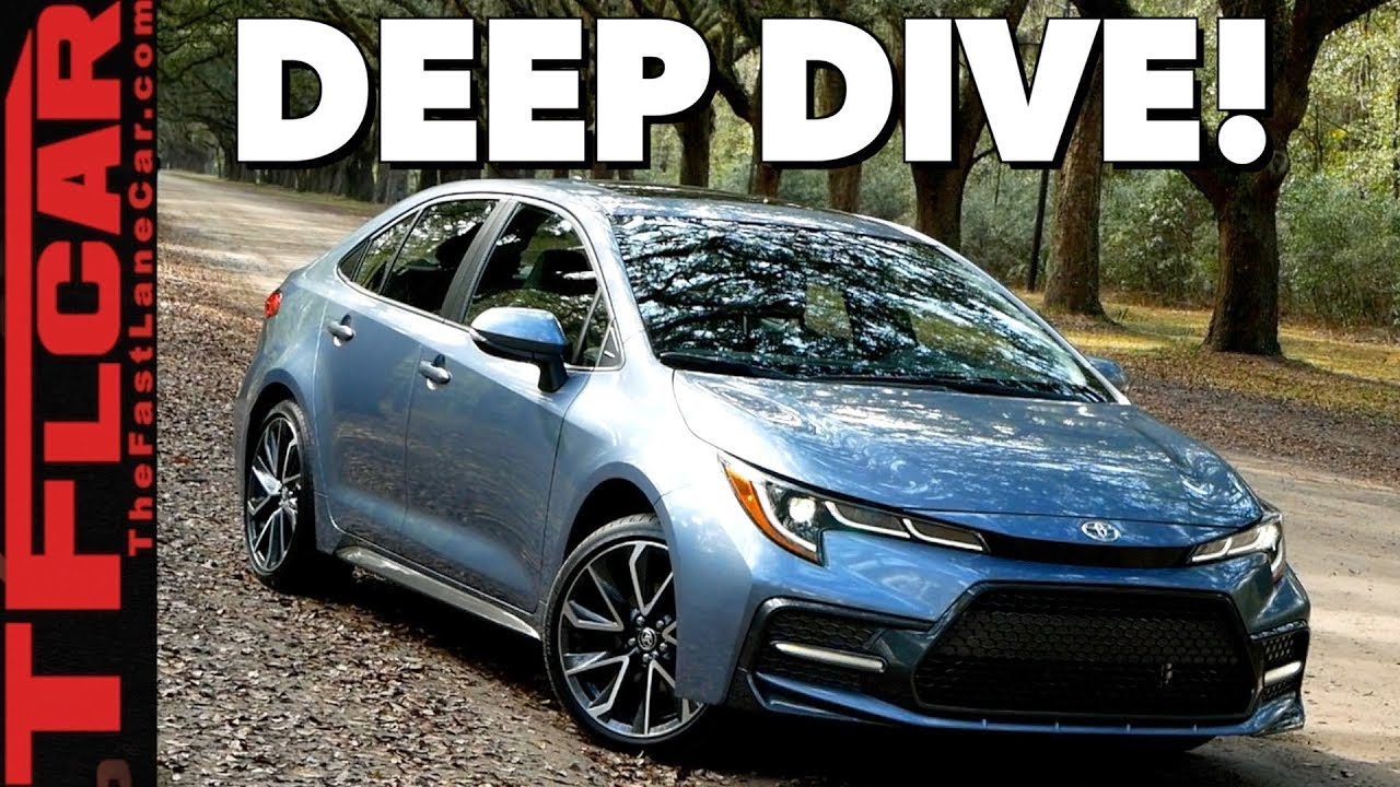 Best Compact Sedan 2020 Here's How the 2020 Toyota Corolla Could Dethrone the Honda Civic
