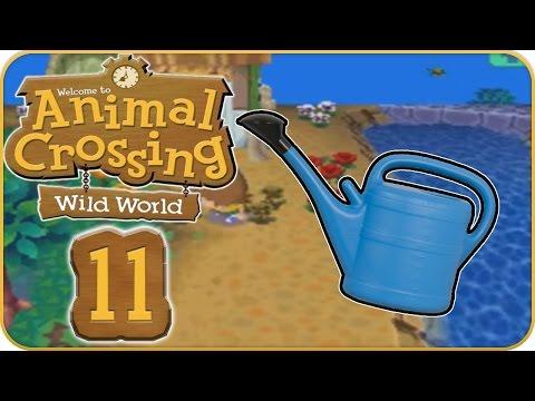 Let's Play Animal Crossing: Wild World Part 11: Bäume pflanzen und so!