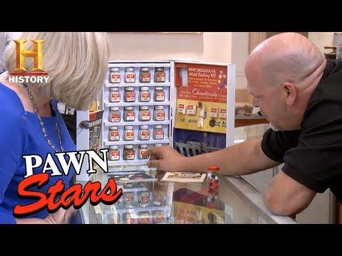Pawn Stars: Old Chemistry Set | History