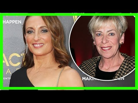 Georgie parker pays tribute to late all saints co-star judith mcgrath