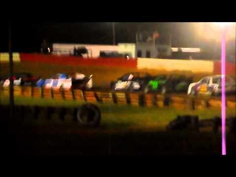 Feature Race Eastside Speedway 8-22-15