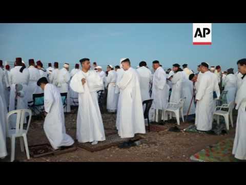 Mount Gerizim gathering to mark end of Passover