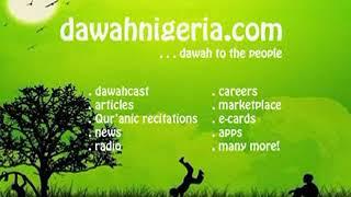 Download Video Purpose Of Human Existence 1 - Dr Abdul Razzaq Alaro (Yoruba)_dawahnigeria.mp4 MP3 3GP MP4